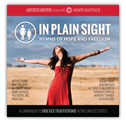 IN PLAIN SIGHT Hope for Justice music benefit album